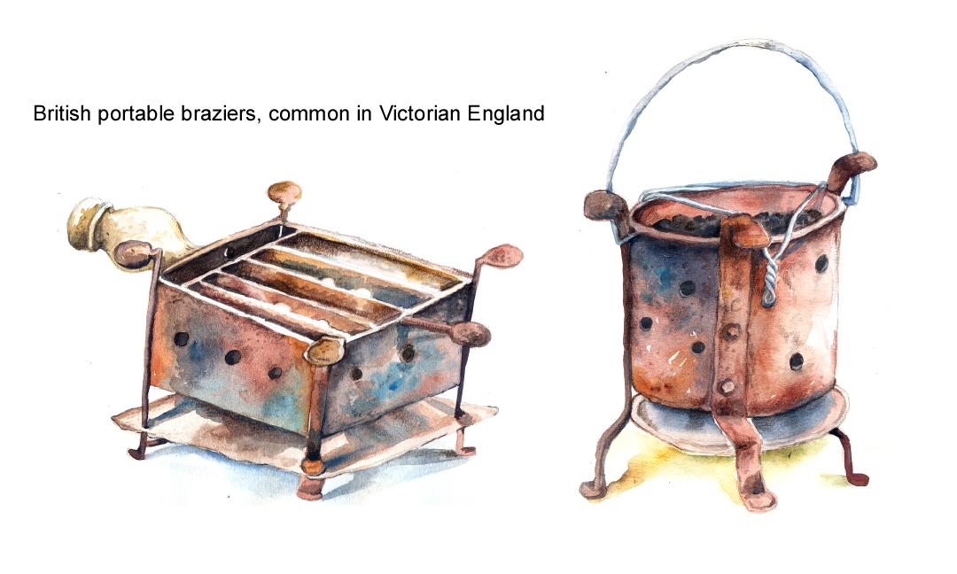 british braziers